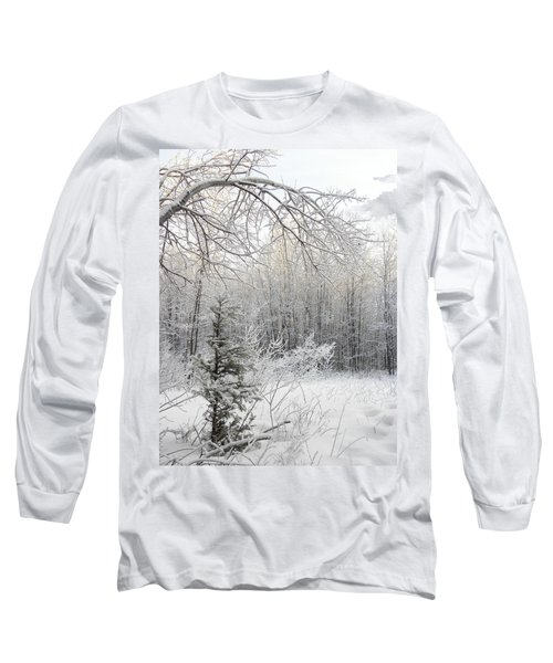 And More Snow Long Sleeve T-Shirt