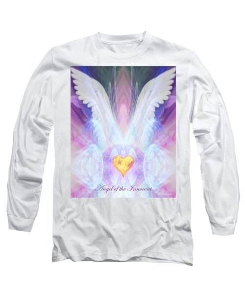 Angel Of The Innocent Long Sleeve T-Shirt