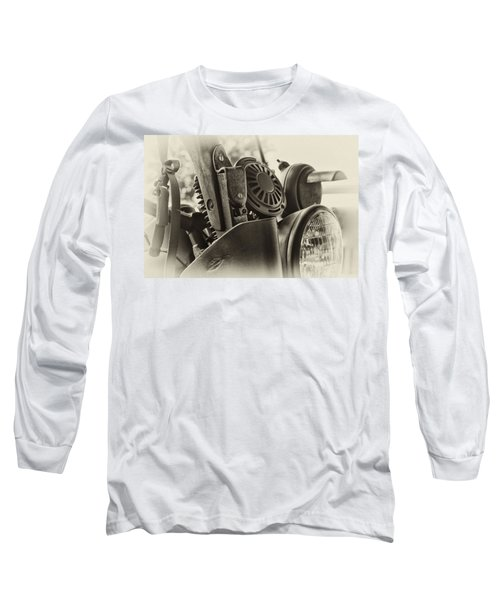 Army Motorcycle Long Sleeve T-Shirt