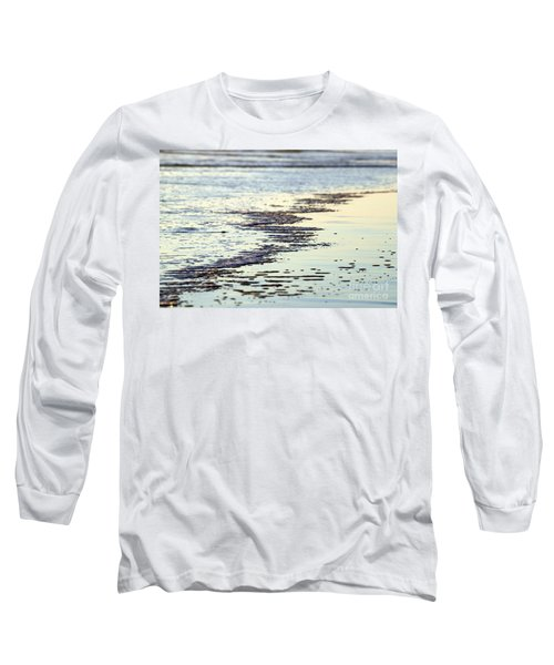 Beach Water Long Sleeve T-Shirt