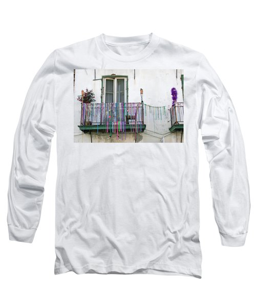 Bead The Porch Long Sleeve T-Shirt