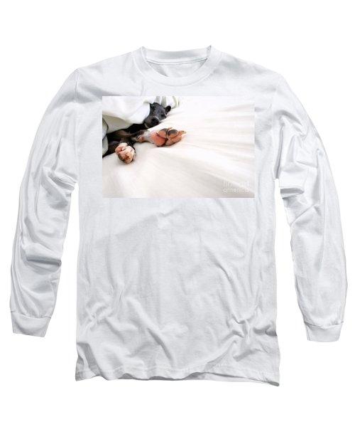 Bed Feels So Good Long Sleeve T-Shirt
