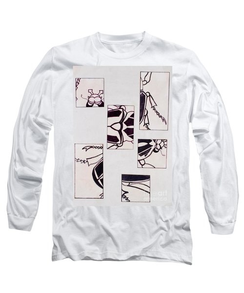 Beetle Mania Long Sleeve T-Shirt