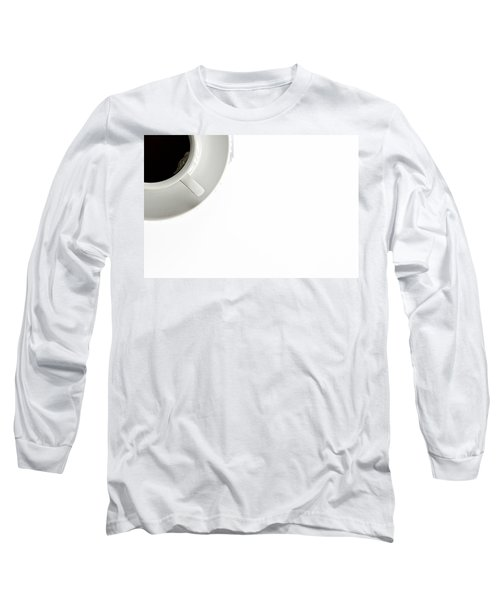 Long Sleeve T-Shirt featuring the photograph Black Coffee by Gert Lavsen