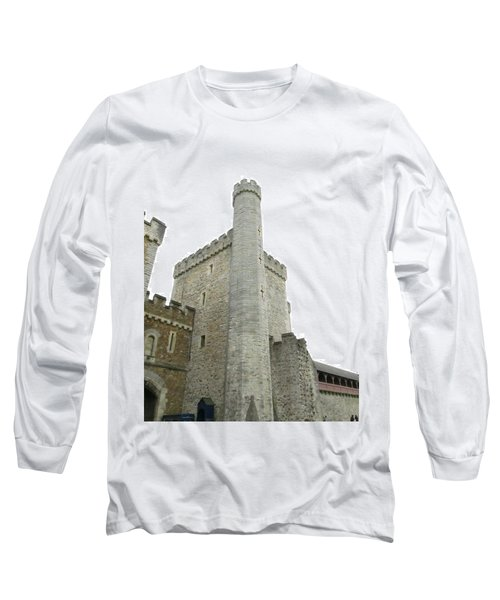 Black Tower Long Sleeve T-Shirt