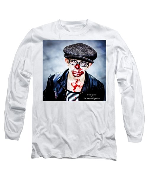 Bloody Youth Long Sleeve T-Shirt