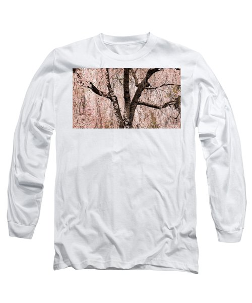 Blossom Rain Long Sleeve T-Shirt