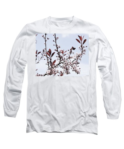 Blossoms In Time Long Sleeve T-Shirt