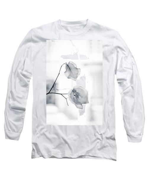 Bougainvillea - High-key Lighting Long Sleeve T-Shirt