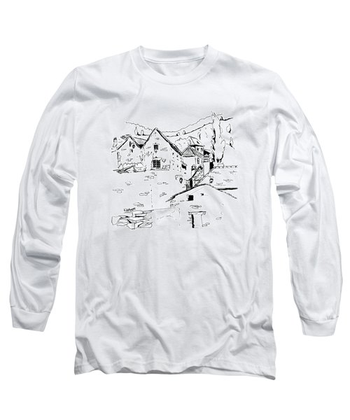Bouges In France 01 Long Sleeve T-Shirt