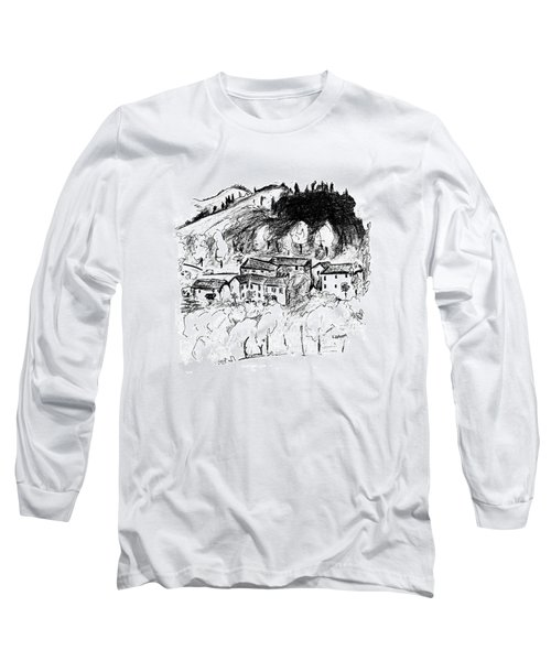 Bouges In France 02 Long Sleeve T-Shirt