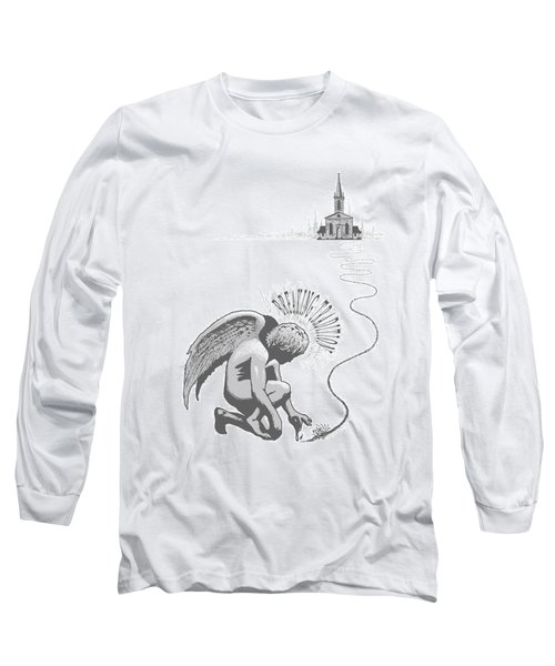 Breaking Tradition Long Sleeve T-Shirt by Tony Koehl