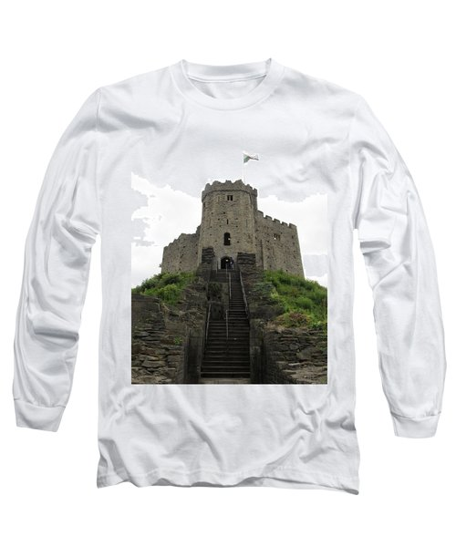 Cardiff Castle Long Sleeve T-Shirt