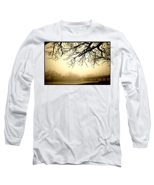 Castle In The Fog Long Sleeve T-Shirt