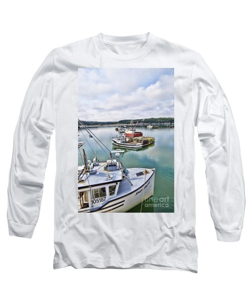 Chances Are Long Sleeve T-Shirt