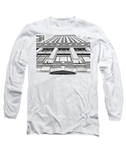 Chicago Impressions 8 Long Sleeve T-Shirt