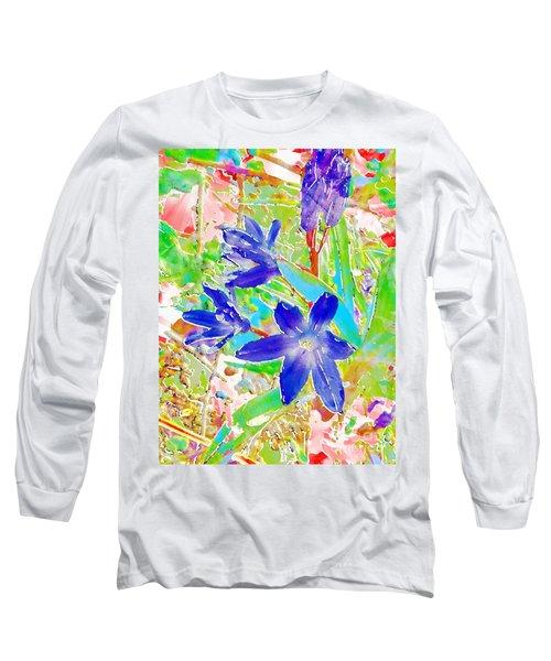 Chionodoxa Long Sleeve T-Shirt