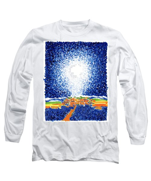 Christmas Star Long Sleeve T-Shirt