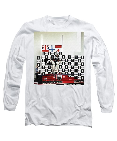 Circuito De Jerez 1997 Long Sleeve T-Shirt