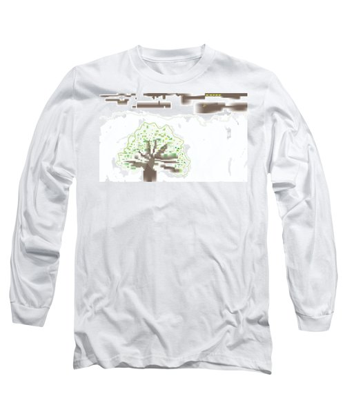 City Tree Long Sleeve T-Shirt