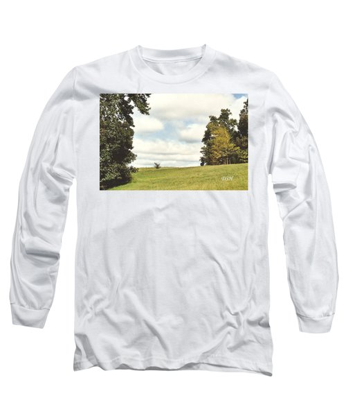 Clouds In The Morning Long Sleeve T-Shirt