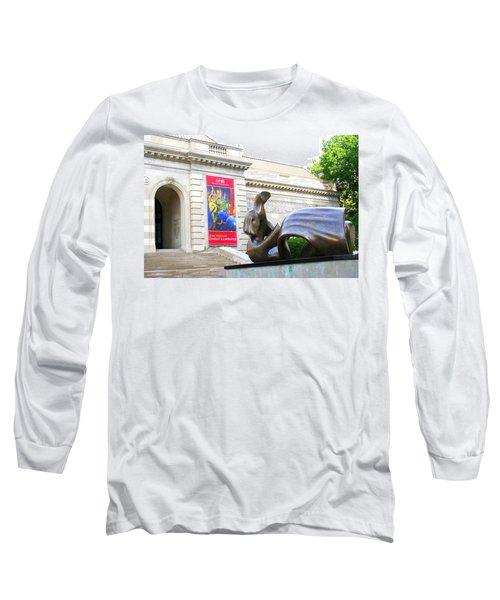 Columbus Museum Of Art Long Sleeve T-Shirt