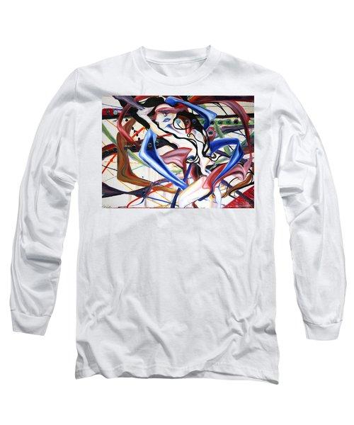 Cosmopolitan Long Sleeve T-Shirt