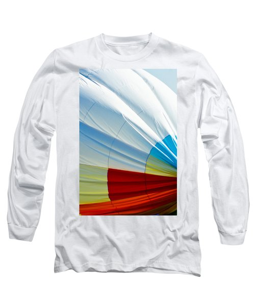Deflating Long Sleeve T-Shirt