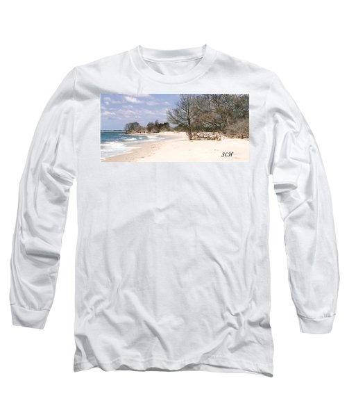 Deserted Island Long Sleeve T-Shirt