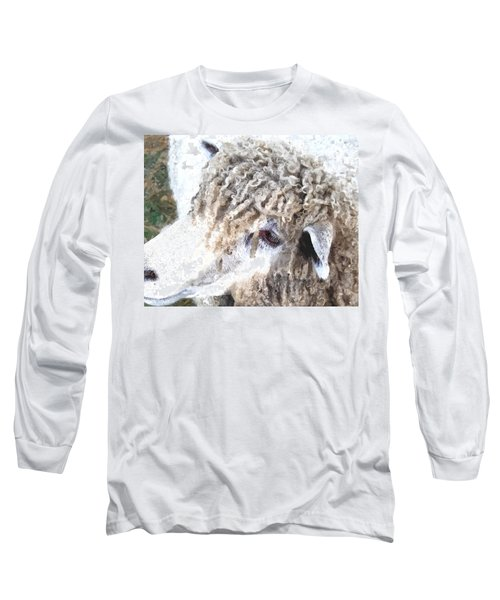Dolly Dwc Long Sleeve T-Shirt by Jim Brage