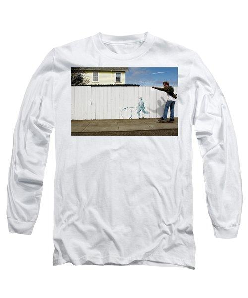 Downhill Buddy Long Sleeve T-Shirt
