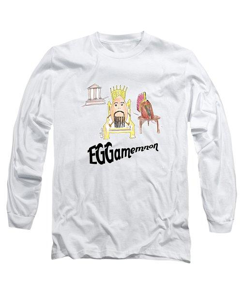 Eggamemnon Long Sleeve T-Shirt