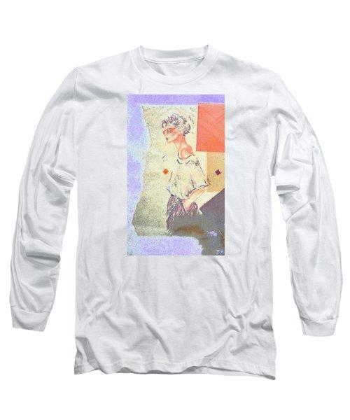 Eighties Long Sleeve T-Shirt