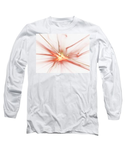 Long Sleeve T-Shirt featuring the digital art Electric by Kim Sy Ok