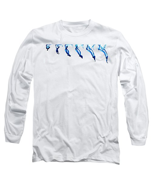 Evolution Of Orgasm Long Sleeve T-Shirt