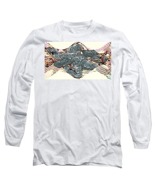 Family Faith Friends Swag Long Sleeve T-Shirt