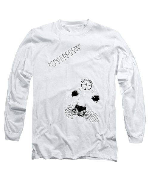 Fashion Victim Long Sleeve T-Shirt