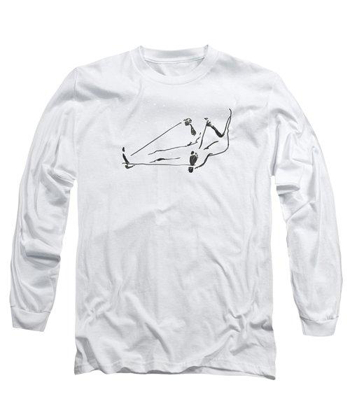 Feet Long Sleeve T-Shirt