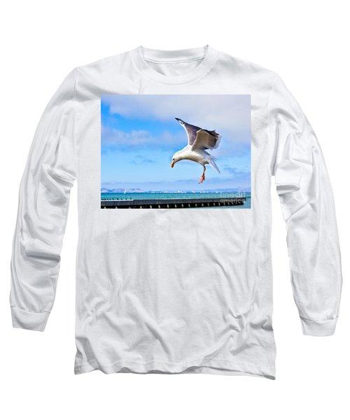 Final Approach - San Francisco Long Sleeve T-Shirt