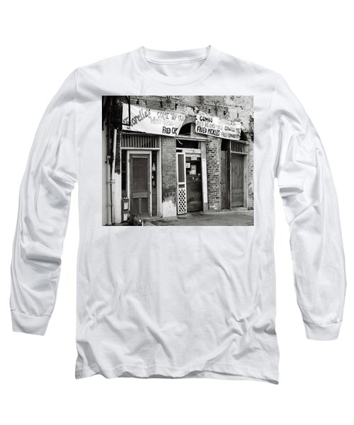 Fiorellas Long Sleeve T-Shirt