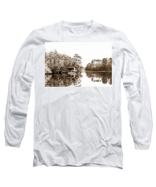 Long Sleeve T-Shirt featuring the photograph Florida by Shannon Harrington