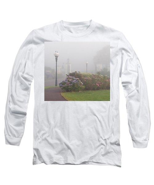 Foggy Morn Long Sleeve T-Shirt