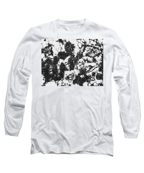Foot And Mouth Disease Long Sleeve T-Shirt
