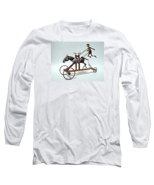 Free Unforgiven Long Sleeve T-Shirt
