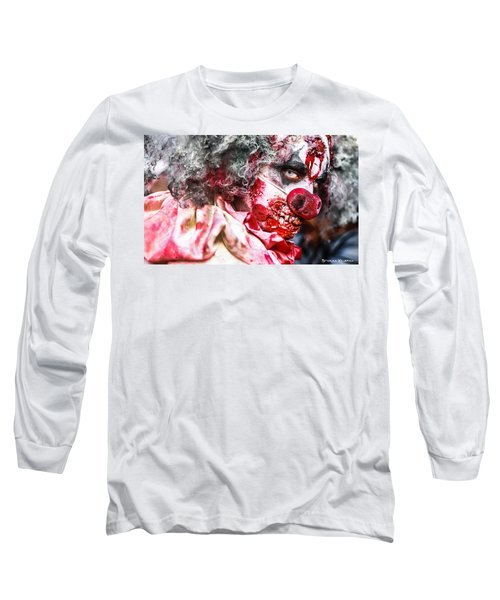 Frozen Tremors Long Sleeve T-Shirt