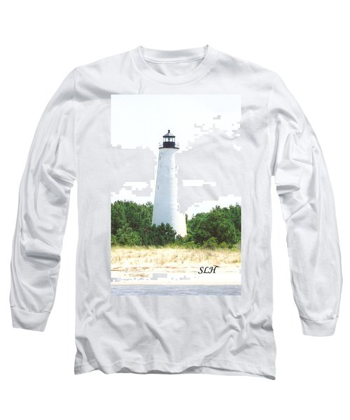 George Town Lighthouse Long Sleeve T-Shirt