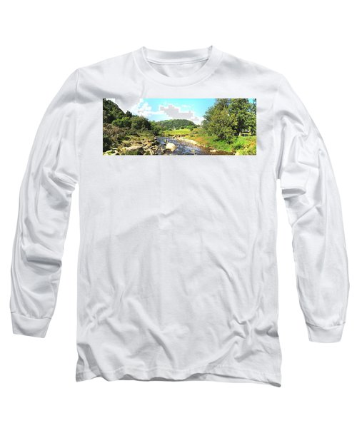 Glendalough Panorama Long Sleeve T-Shirt