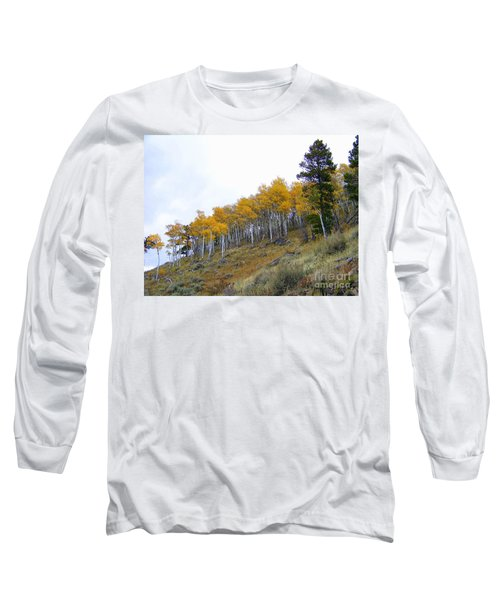 Golden Stand Long Sleeve T-Shirt