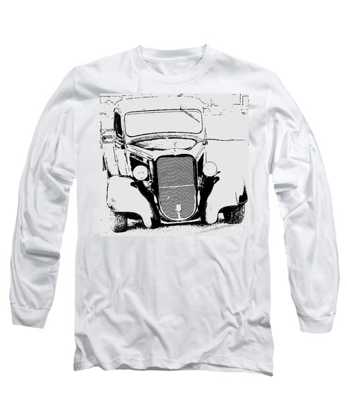 Long Sleeve T-Shirt featuring the photograph Good Ole Days by Greg Moores