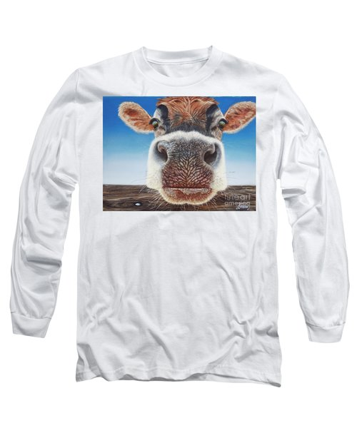 Greener Pastures Long Sleeve T-Shirt